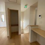 キッチン横収納&カウンター(内装)